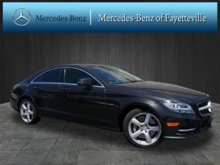 Used 2012 Mercedes-Benz CLS 550 in Fayetteville, North Carolina