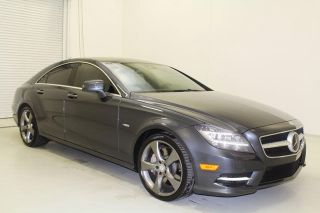 Used 2012 Mercedes-Benz CLS 550 in Columbia, Missouri