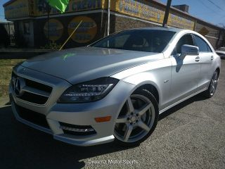 Used 2012 Mercedes-Benz CLS 550 in Grand Prairie, Texas