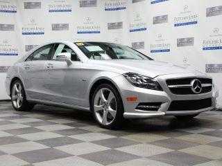 Used 2012 Mercedes-Benz CLS 550 in Newport Beach, California