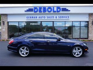Used 2012 Mercedes-Benz CLS 550 in Pompano Beach, Florida