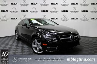 Used 2012 Mercedes-Benz CLS 550 in Laguna Niguel, California