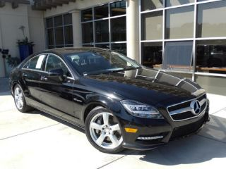 Used 2012 Mercedes-Benz CLS 550 in Carlsbad, California