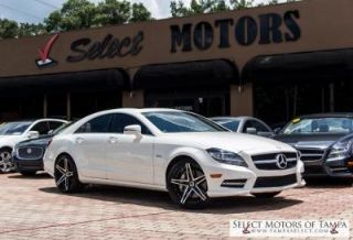 Used 2012 Mercedes-Benz CLS 550 in Tampa, Florida