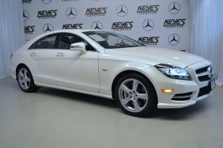 Used 2012 Mercedes-Benz CLS 550 in Van Nuys, California