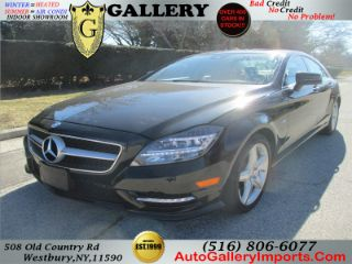 Used 2012 Mercedes-Benz CLS 550 in Westbury, New York