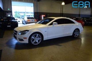Used 2012 Mercedes-Benz CLS 550 in Seattle, Washington