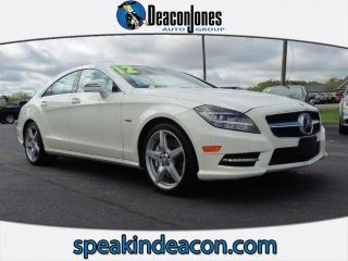 Used 2012 Mercedes-Benz CLS 550 in Germantown, Maryland