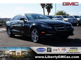 Used 2012 Mercedes-Benz CLS 550 in Peoria, Arizona
