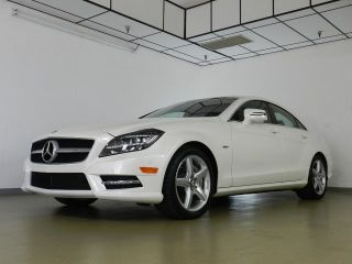 Used 2012 Mercedes-Benz CLS 550 in Lincolnwood, Illinois