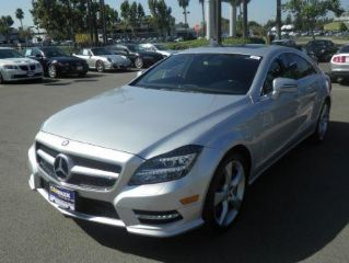 Used 2012 Mercedes-Benz CLS 550 in Fresno, California
