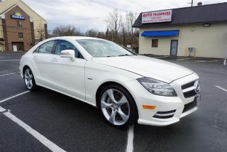 Used 2012 Mercedes-Benz CLS 550 in Manassas, Virginia