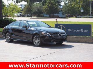Mercedes-Benz CLS 550 2018