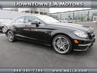 Used 2012 Mercedes-Benz CLS 63 AMG in Los Angeles, California