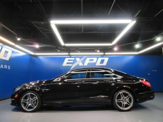 Used 2012 Mercedes-Benz CLS 63 AMG in Houston, Texas