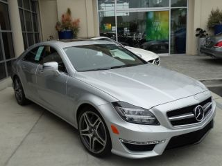 Used 2012 Mercedes-Benz CLS 63 AMG in Carlsbad, California