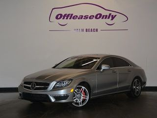 Used 2012 Mercedes-Benz CLS 63 AMG in Lake Worth, Florida