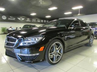 Used 2012 Mercedes-Benz CLS 63 AMG in Tampa, Florida
