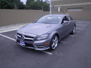 Used 2012 Mercedes-Benz CLS 550 in Virginia Beach, Virginia