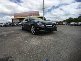 Used 2012 Mercedes-Benz CLS 550 in San Antonio, Texas