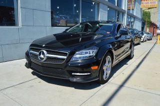 Used 2012 Mercedes-Benz CLS 550 in Richmond Hill, New York