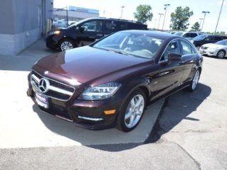 Used 2012 Mercedes-Benz CLS 550 in Columbus, Ohio