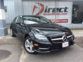 Used 2012 Mercedes-Benz CLS 550 in Framingham, Massachusetts