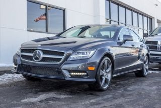 Used 2012 Mercedes-Benz CLS 550 in Indianapolis, Indiana