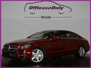 Used 2012 Mercedes-Benz CLS 550 in Opa Locka, Florida