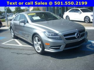 Used 2012 Mercedes-Benz CLS 550 in Little Rock, Arkansas