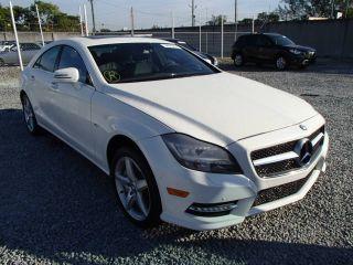 Mercedes-Benz CLS 550 2012