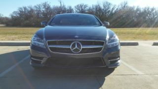 Used 2012 Mercedes-Benz CLS 550 in Fort Worth, Texas