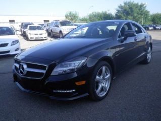 Used 2012 Mercedes-Benz CLS 550 in Independence, Missouri