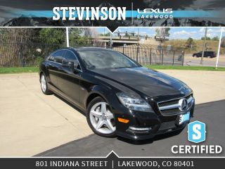Used 2012 Mercedes-Benz CLS 550 in Golden, Colorado