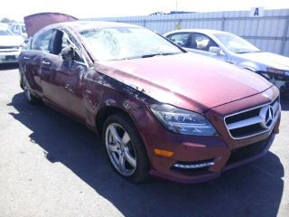 Used 2012 Mercedes-Benz CLS 550 in Martinez, California