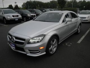 Used 2012 Mercedes-Benz CLS 550 in Hartford, Connecticut