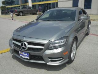 Used 2012 Mercedes-Benz CLS 550 in Irving, Texas