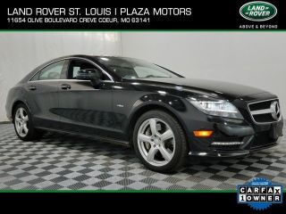 Used 2012 Mercedes-Benz CLS 550 in O'Fallon, Missouri