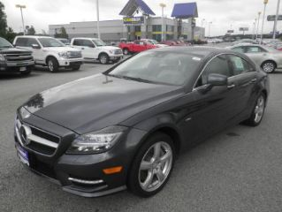Used 2012 Mercedes-Benz CLS 550 in Augusta, Georgia