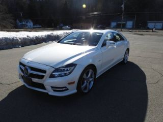 Used 2012 Mercedes-Benz CLS 550 in Endicott, New York
