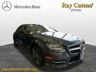 Used 2012 Mercedes-Benz CLS 550 in Union, New Jersey