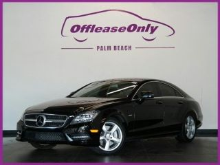 Used 2012 Mercedes-Benz CLS 550 in Lake Worth, Florida