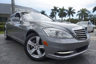 Used 2010 Mercedes-Benz S 550 in Coconut Creek, Florida