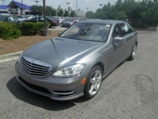 Used 2010 Mercedes-Benz S 550 in Raleigh, North Carolina