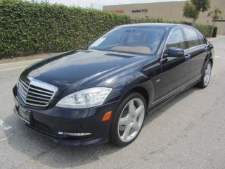 Used 2012 Mercedes-Benz S 550 in Los Angeles, California