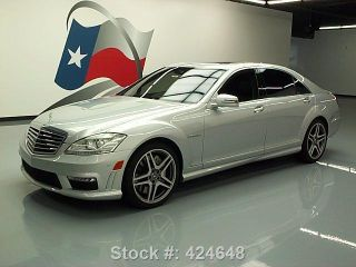 Used 2012 Mercedes-Benz S 63 AMG in Stafford, Texas