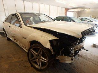 Mercedes-Benz S 63 AMG 2010
