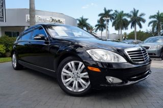 Used 2009 Mercedes-Benz S 550 in Coconut Creek, Florida