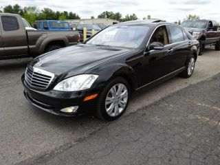 Used 2009 Mercedes-Benz S 550 in Southampton, New Jersey