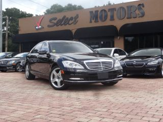 Used 2010 Mercedes-Benz S 550 in Tampa, Florida